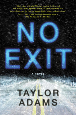 Taylor Adams signs NO EXIT @ The Poisoned Pen Bookstore | Scottsdale | Arizona | United States