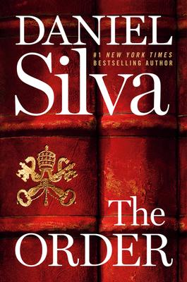 Virtual Book Launch: Daniel Silva discusses The Order @ Virtual Event