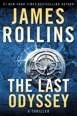 VIRTUAL EVENT:  James Rollins discusses THE LAST ODYSSEY @ The Poisoned Pen Bookstore