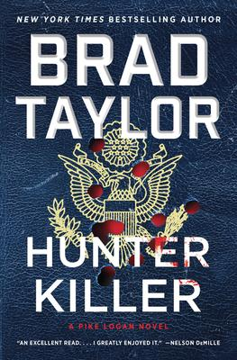 Brad Taylor signs HUNTER KILLER @ The Poisoned Pen Bookstore