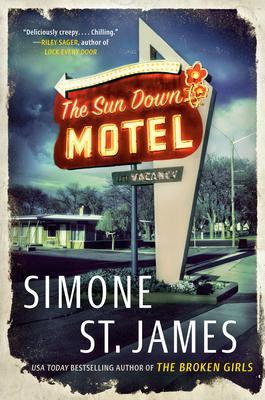 Simone St James signs THE SUN DOWN MOTEL @ The Poisoned Pen Bookstore