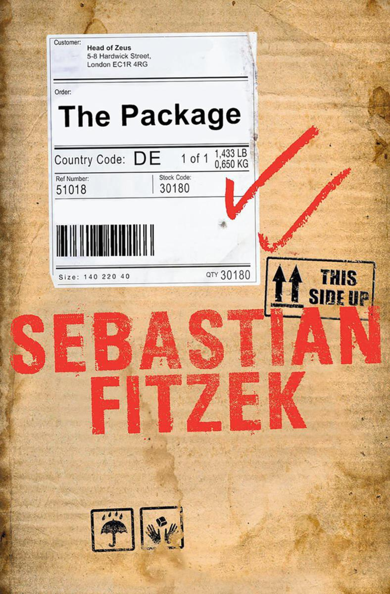 Sebastian Fitzek discusses THE PACKAGE with special guest host Karin Slaughter @ Virtual Event