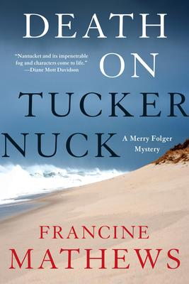 Virtual Event: Francine Mathews discusses DEATH ON TUCKERNUCK @ The Poisoned Pen Bookstore