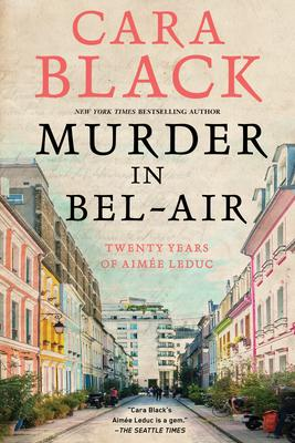 Cara Black signs MURDER IN BEL-AIR @ The Poisoned Pen Bookstore