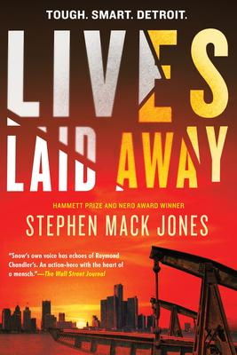 Stephen Mack Jones signs LIVES LAID AWAY @ The Poisoned Pen Bookstore