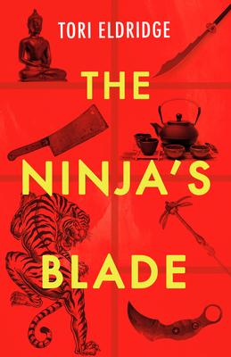 Virtual Book Launch: Tori Eldridge discusses THE NINJA'S BLADE @ Virtual Event