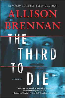 Allison Brennan signs THE THIRD TO DIE @ The Poisoned Pen Bookstore