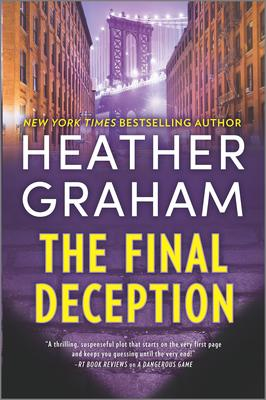 CANCELED: Heather Graham signs THE FINAL DECEPTION @ The Poisoned Pen Bookstore