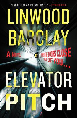Linwood Barclay signs ELEVATOR PITCH @ The Poisoned Pen Bookstore