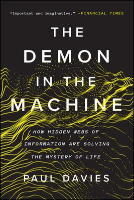 Paul Davies discusses A DEMON IN THE MACHINE @ The Poisoned Pen Bookstore