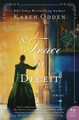 Karen Odden signs A TRACE OF DECEIT @ The Poisoned Pen Bookstore