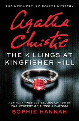 Sophie Hannah discusses THE KILLINGS AT KINGFISHER HILL, Alex Pavesi discusses THE EIGHTH DETECTIVE @ Virtual Event
