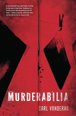 Carl Vonderau signs MURDERABILIA @ The Poisoned Pen Bookstore
