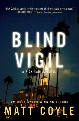 Matt Coyle discusses Blind Vigil @ Virtual Event