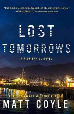 Matt Coyle signs LOST TOMORROWS @ The Poisoned Pen Bookstore