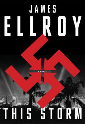 James Ellroy signs THIS STORM @ The Poisoned Pen Bookstore