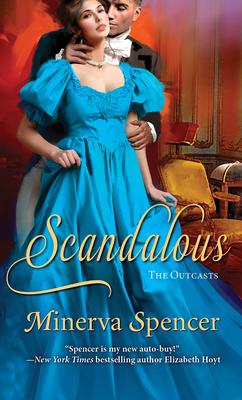 Minerva Spencer signs SCANDALOUS @ The Poisoned Pen Bookstore