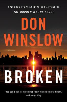 Don Winslow signs BROKEN: SIX SHORT NOVELS @ The Poisoned Pen Bookstore
