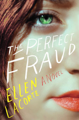 Ellen LaCorte signs THE PERFECT FRAUD @ The Poisoned Pen