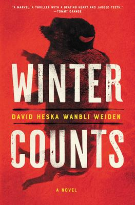 David Heska Wanbli Weiden discusses Winter Counts. Hosted by William Kent Krueger! @ Facebook Live