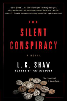 Virtual Event: L.C. Shaw discusses THE SILENT CONSPIRACY @ Virtual Event