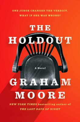 Graham Moore signs THE HOLDOUT @ The Poisoned Pen Bookstore