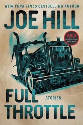 SOLD OUT!  Joe Hill signs FULL THROTTLE, In Conversation with Leslie Klinger. @ The Poisoned Pen Bookstore