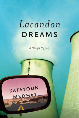 Katayoun Medhat signs LACANDON DREAMS @ The Poisoned Pen Bookstore