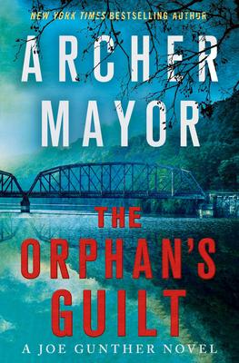 Archer Mayor discusses THE ORPHAN'S GUILT @ Virtual Event