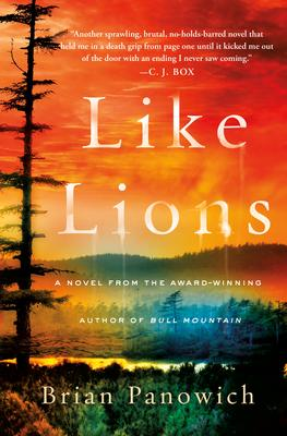 Brian Panowich signs LIKE LIONS @ The Poisoned Pen Bookstore
