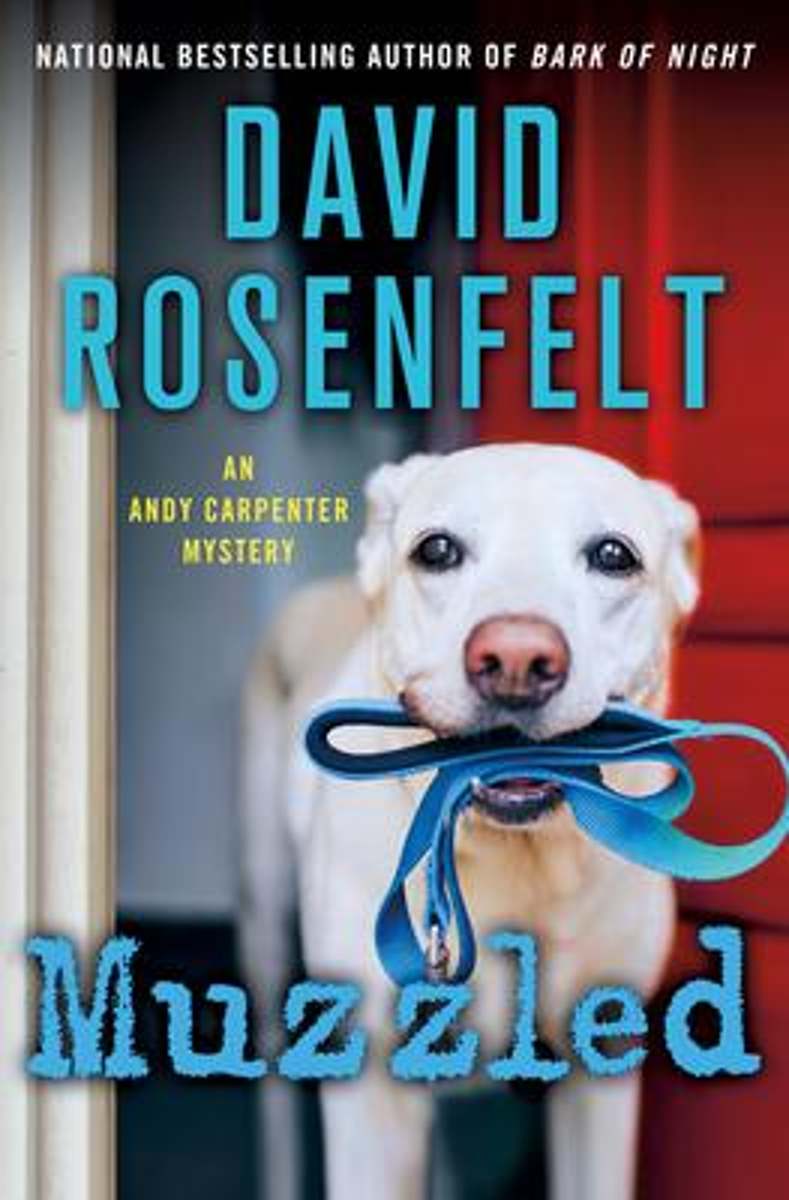 Virtual Event: David Rosenfelt discusses MUZZLED @ The Poisoned Pen Bookstore