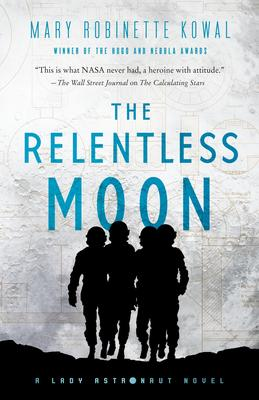 Virtual Event: Mary Robinette Kowal discusses The Relentless Moon @ The Poisoned Pen Bookstore