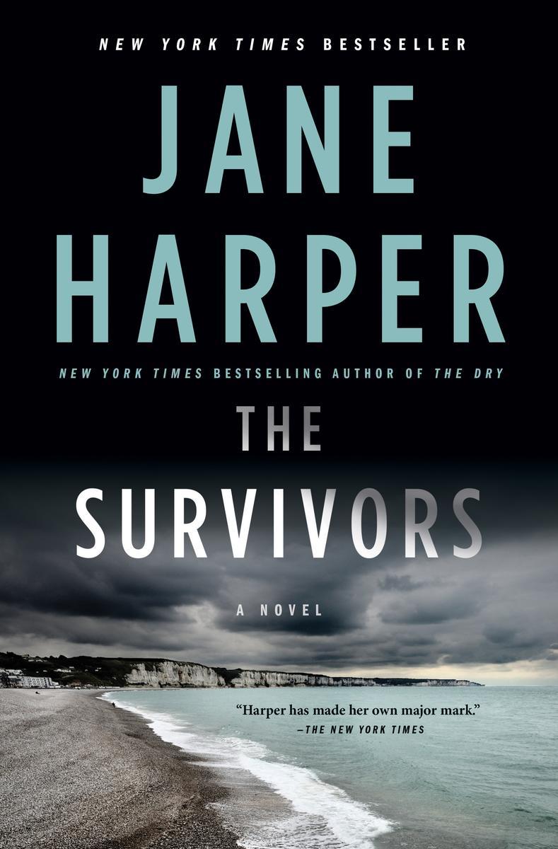 Jane Harper discusses The Survivors @ Virtual Event
