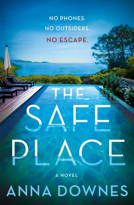 Virtual Event: Anna Downes discusses The Safe Place @ The Poisoned Pen Bookstore