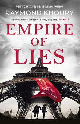 Raymond Khoury signs EMPIRE OF LIES.  Hosted by James Rollins! @ The Poisoned Pen Bookstore