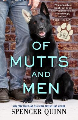 Virtual Event: Spencer Quinn discusses Of Mutts and Men @ The Poisoned Pen Bookstore