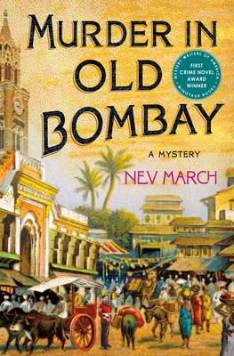 Nev March discusses MURDER IN OLD BOMBAY with special guest host, Sujata Massey @ Virtual Event