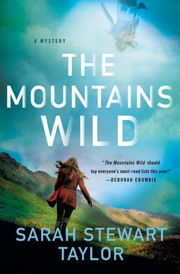 Virtual Event: Sarah Stewart Taylor discusses The Mountains Wild @ The Poisoned Pen Bookstore
