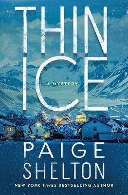 Paige Shelton signs THIN ICE @ The Poisoned Pen Bookstore