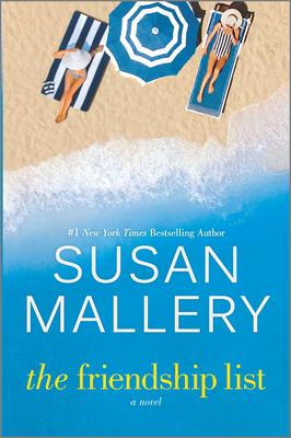 Virtual Event: Susan Mallery discusses THE FRIENDSHIP LIST @ The Poisoned Pen Bookstore