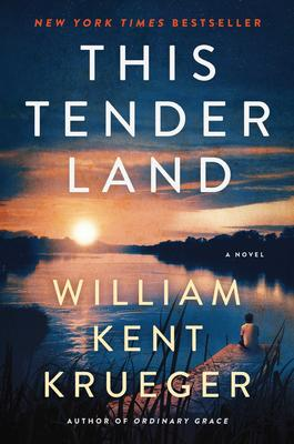William Kent Krueger signs THIS TENDER LAND @ The Poisoned Pen Bookstore