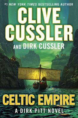 Clive and Dirk Cussler sign CELTIC EMPIRE @ The Janet Cussler Car Collection