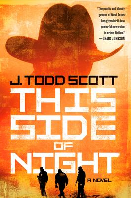 J Todd Scott signs THIS SIDE OF NIGHT @ The Poisoned Pen Bookstore