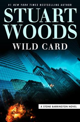 Stuart Woods signs WILD CARD @ The Poisoned Pen Bookstore