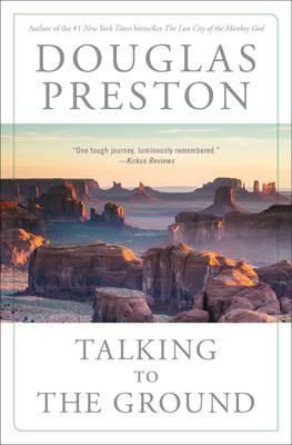 Douglas Preston signs TALKING TO THE GROUND @ The Poisoned Pen Bookstore