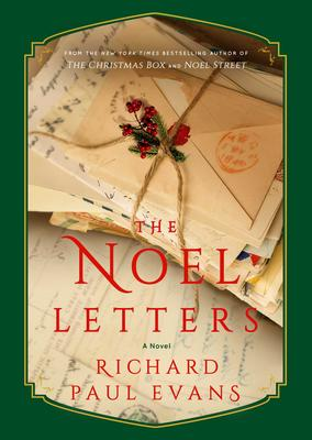 Richard Paul Evans discusses THE NOEL LETTERS @ Virtual Event