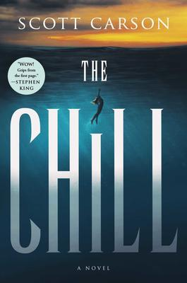 Scott Carson signs THE CHILL @ The Poisoned Pen Bookstore