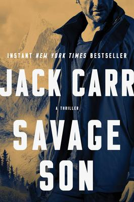 VIRTUAL EVENT: Jack Carr signs SAVAGE SON @ The Poisoned Pen Bookstore