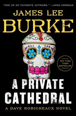 Virtual Event: James Lee Burke discusses A Private Cathedral @ Virtual Event