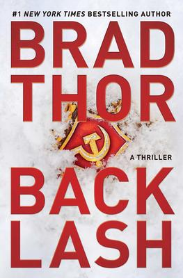 Brad Thor signs BACKLASH @ The Poisoned Pen Bookstore